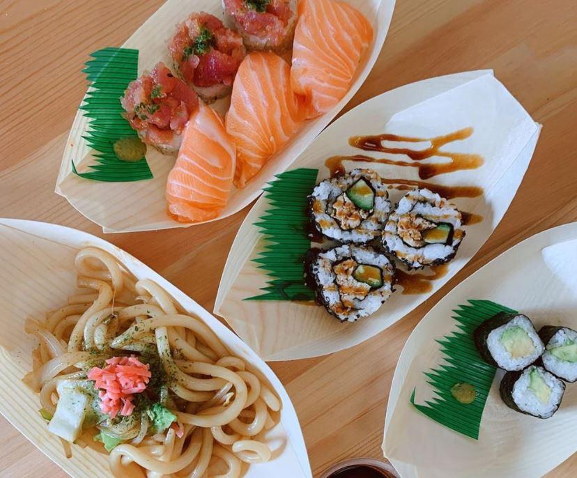 event sushi